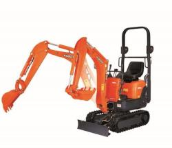 Mini Excavator Hire Melbourne