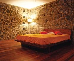 Ideal bedroom for Geologists