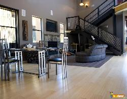 Dining with Stairs