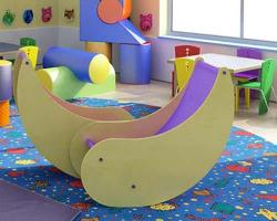 Rocking Funky chair for Kids