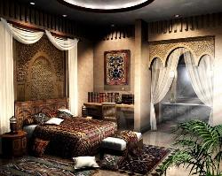 Luxury Bedroom Designing and room decoration