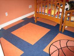 Kids Room Linoleum Flooring