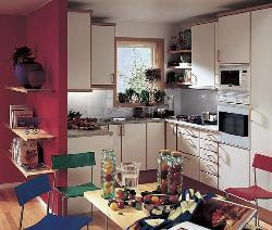 Kitchen for small space