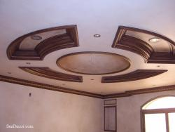 A Beatiful Design of Ceiling