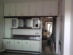 kitchen cabinets & cookries stand
