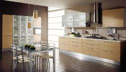 Space saver kitchen furniture design idea