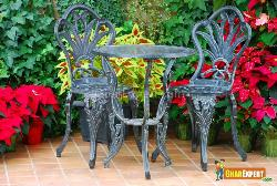 stylish iron furniture