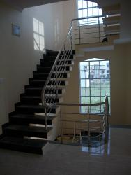 Marble flooring, and S.S.Railling, Decorative Stairs