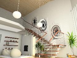 Modern Style of Stairs