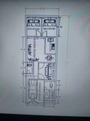 best design for 900 sqft
