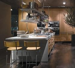 Bar stools in Kitchen