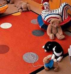 Rubber Flooring for Kids Room