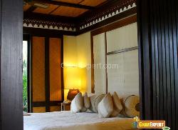 Bed Room with Sliding Door
