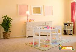 Suitable space for kidsroom
