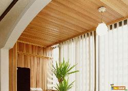 Roof Ceiling and Blinds