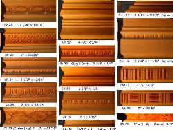 Designs of Decorative Door Moldings