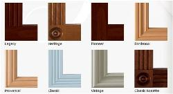 Different Designs of Door Molding