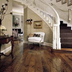 Wooden Laminate flooring design Idea
