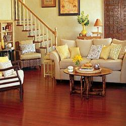 Laminate flooring Design Idea