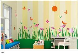 CHILDREN BED WALL TEXTURING