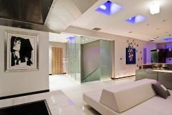 Beautiful interior designing and decoration of house