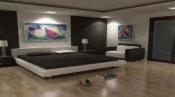 Modern furniture design for bedroom decoration