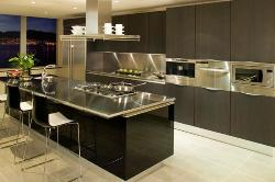 Stainless Steel Countertop for Kitchen