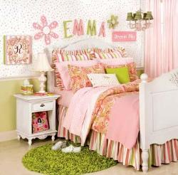 Girls Room Curtains