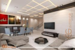 Drawing Room By CG Interior