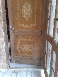 Single Wooden Door Design