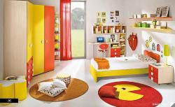 Colorful Furniture and interior designing for Kids room decor