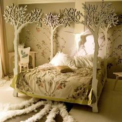 Tree Bed Design