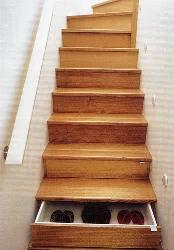 Storage Staircases