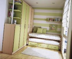 Small space room design