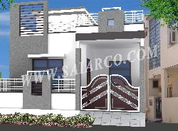 3d design of house exterior