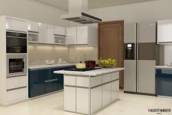 Get Best Kitchen Interior Design Ideas in Faridabad – Yagotimber.