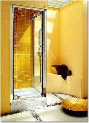 Colorful Shower room