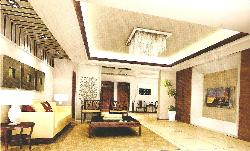 drawing room wall & ceiling design