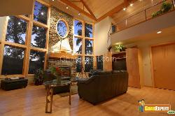 Wooden Flooring & glass Windows