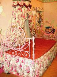 Colorful Bedroom... Curtains