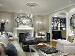 Living Room decoration and Design Idea