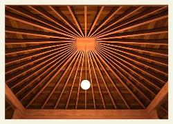 Wooden ceiling designs