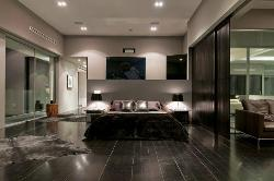 Elegant Bedroom Design and lighting decoration