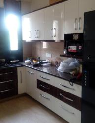 KITCHEN AT CIVIL LINES RESIDENCE