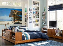 How about this teen room
