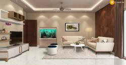 Refreshing living room designs