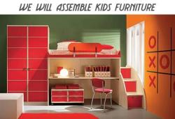 Kids Furniture Assembly Services