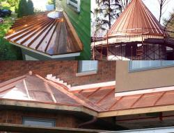 Copper Roofing
