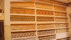 moulding for walls and ceilings