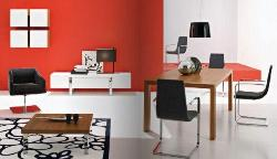 Modern Living in glourious color combination